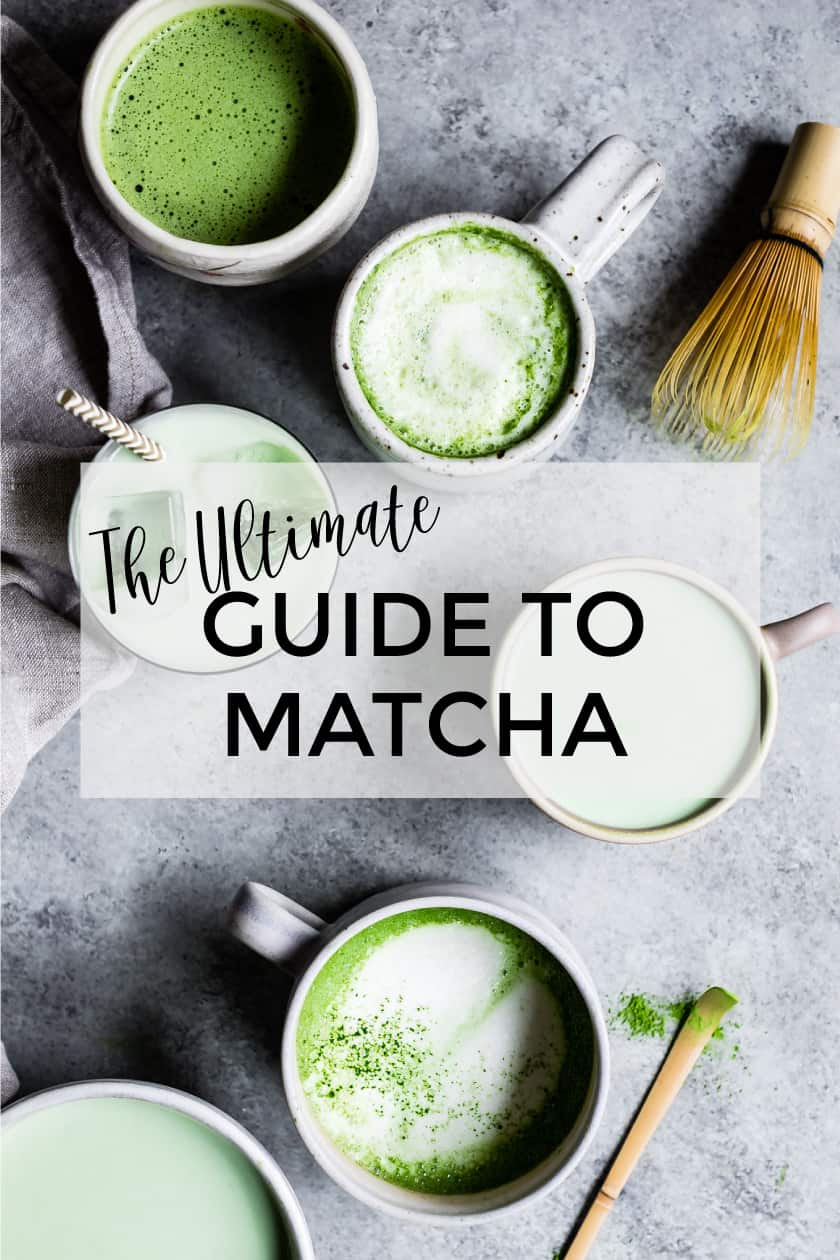 The Ultimate Guide to Matcha Green Tea: What is Matcha?