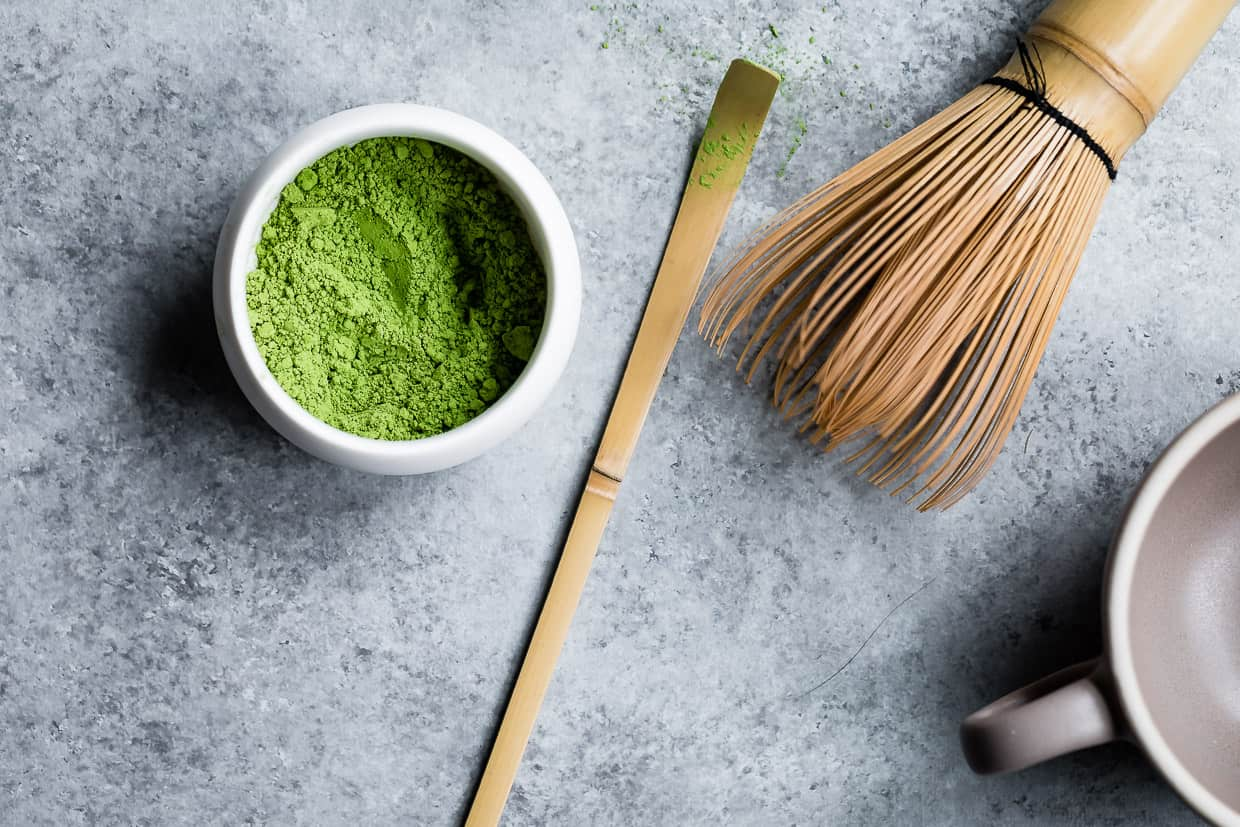 Matcha Health Benefits and Caffeine Level
