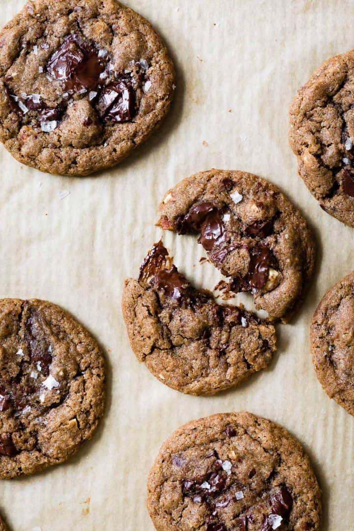 Gluten-Free Teff Date Cookies