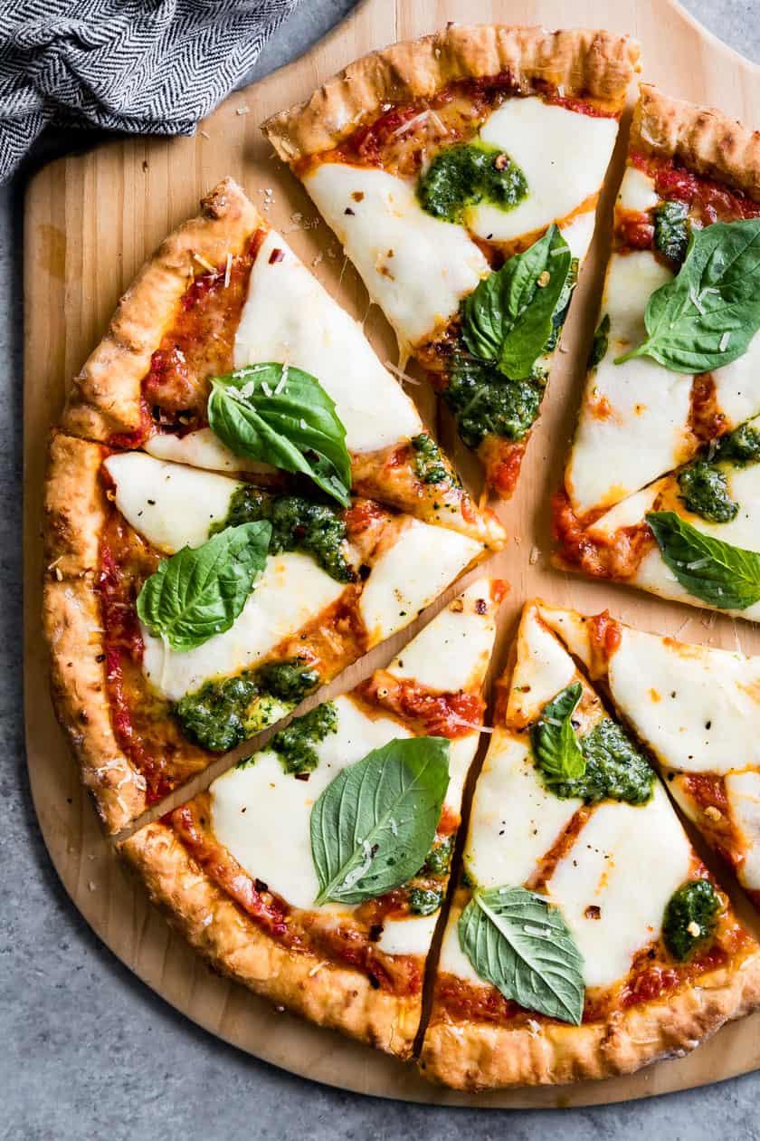 The Best Gluten-Free Pizza Crust Recipe