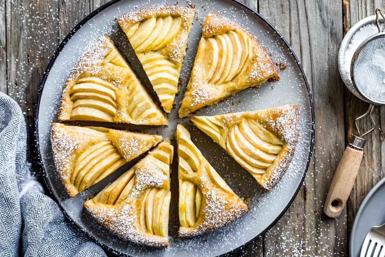 Versunkener Apfelkuchen Recipe