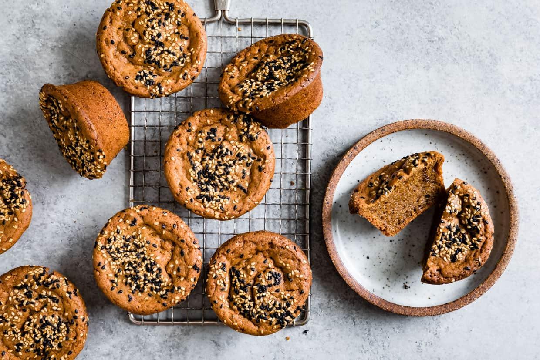 Butter Mochi Muffins