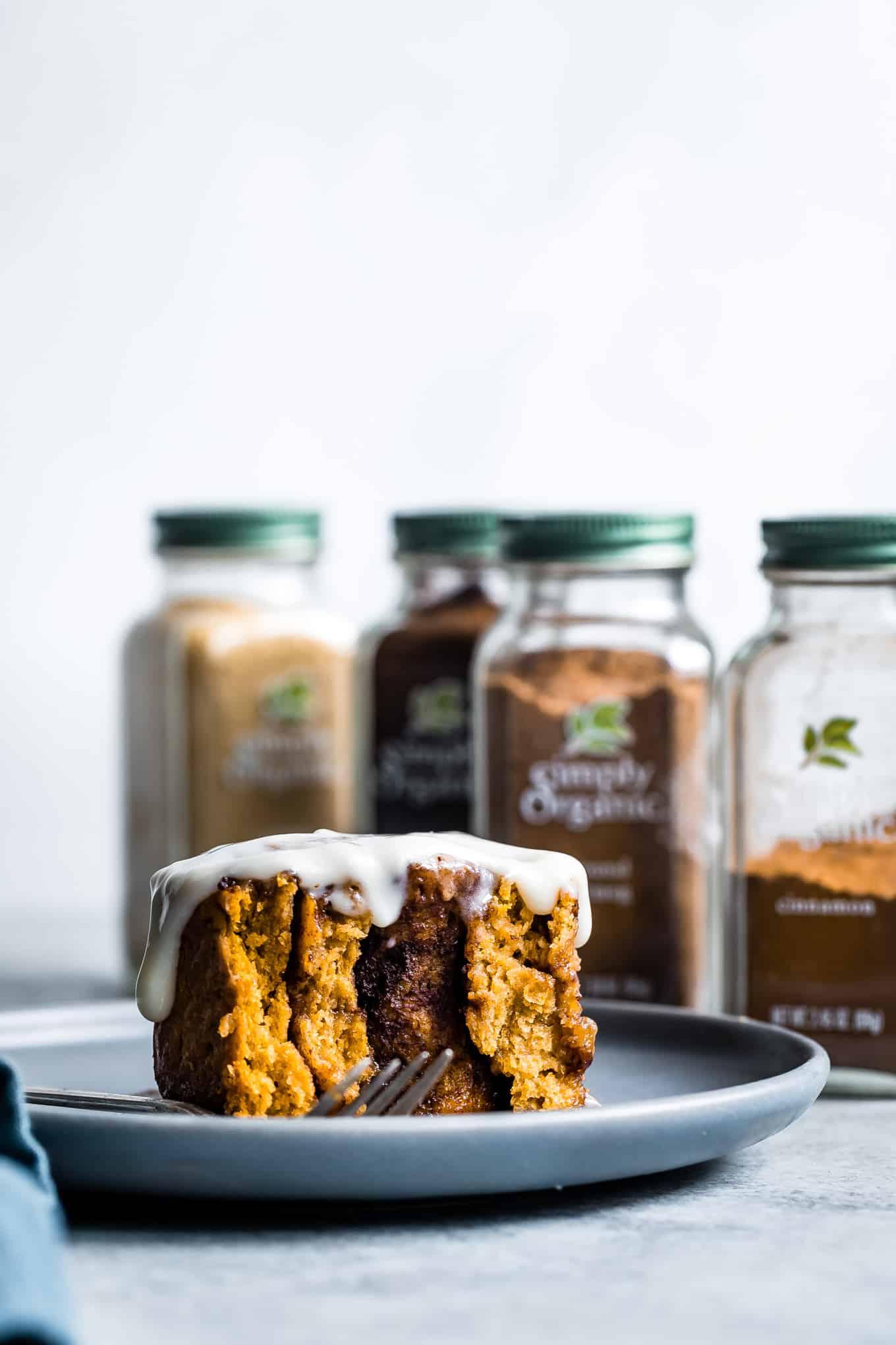 Gluten-Free Pumpkin Cinnamon Rolls Recipe