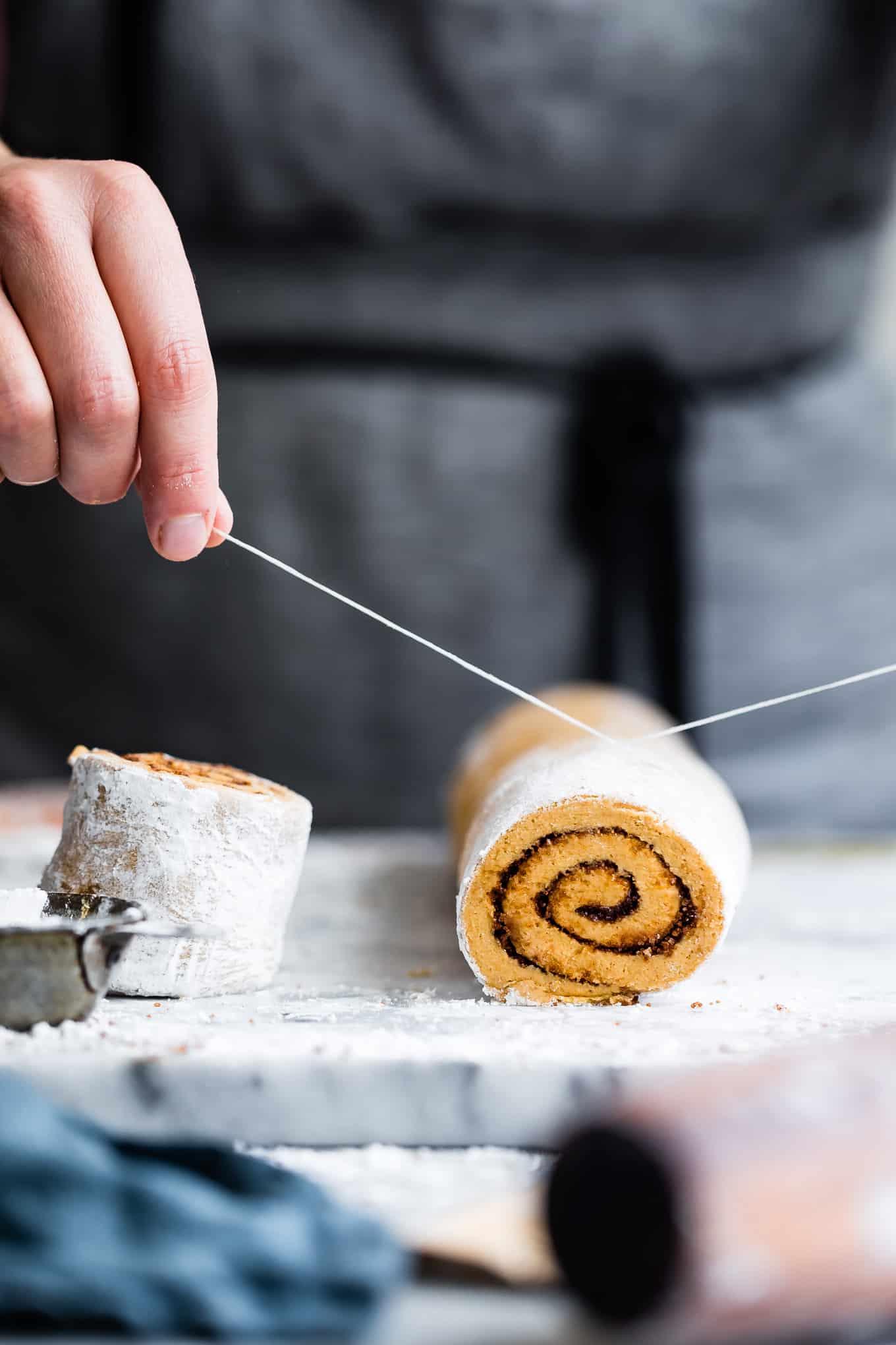 Gluten-Free Pumpkin Cinnamon-Rolls