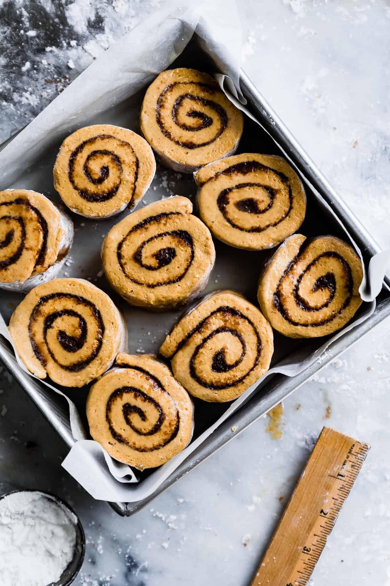 Gluten-Free Cinnamon Rolls Recipe