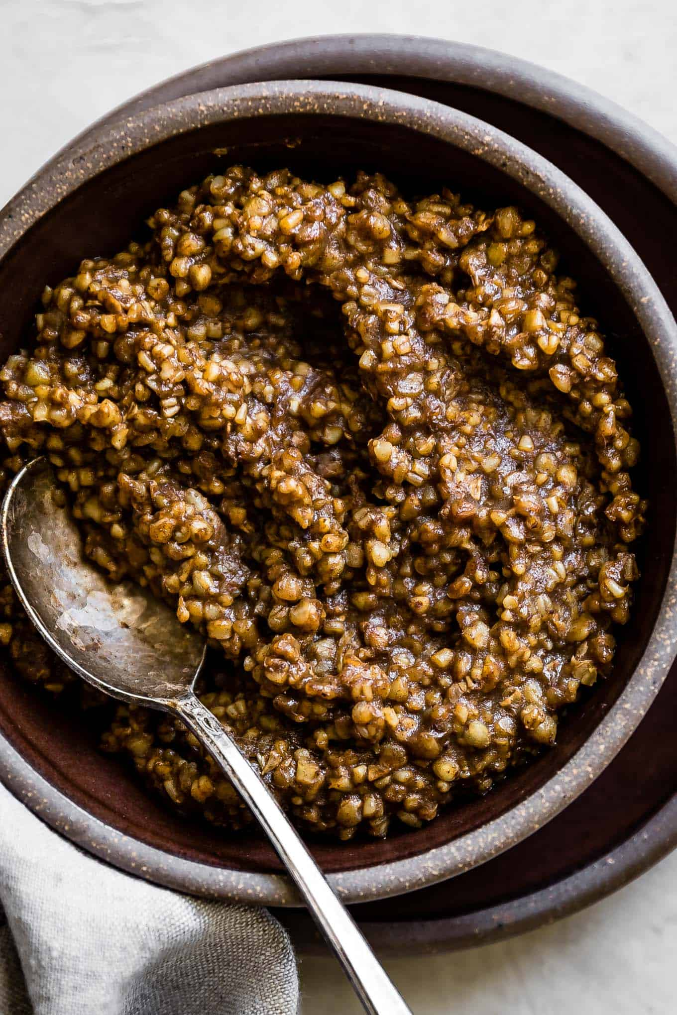 Instant Pot Oatmeal Porridge