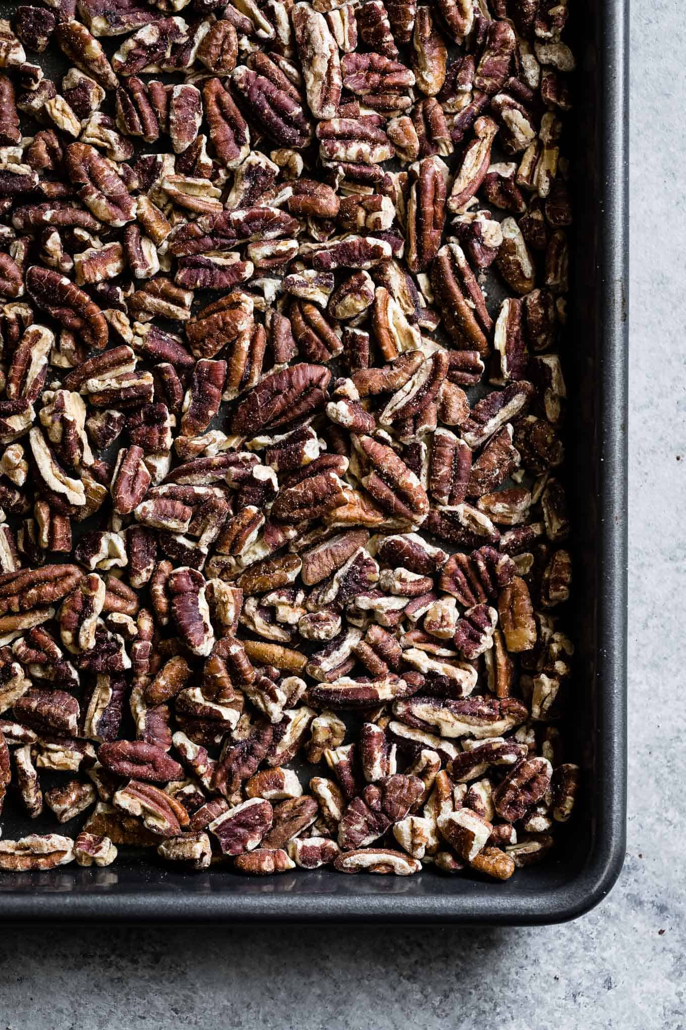 Toasted Pecans for Cookies