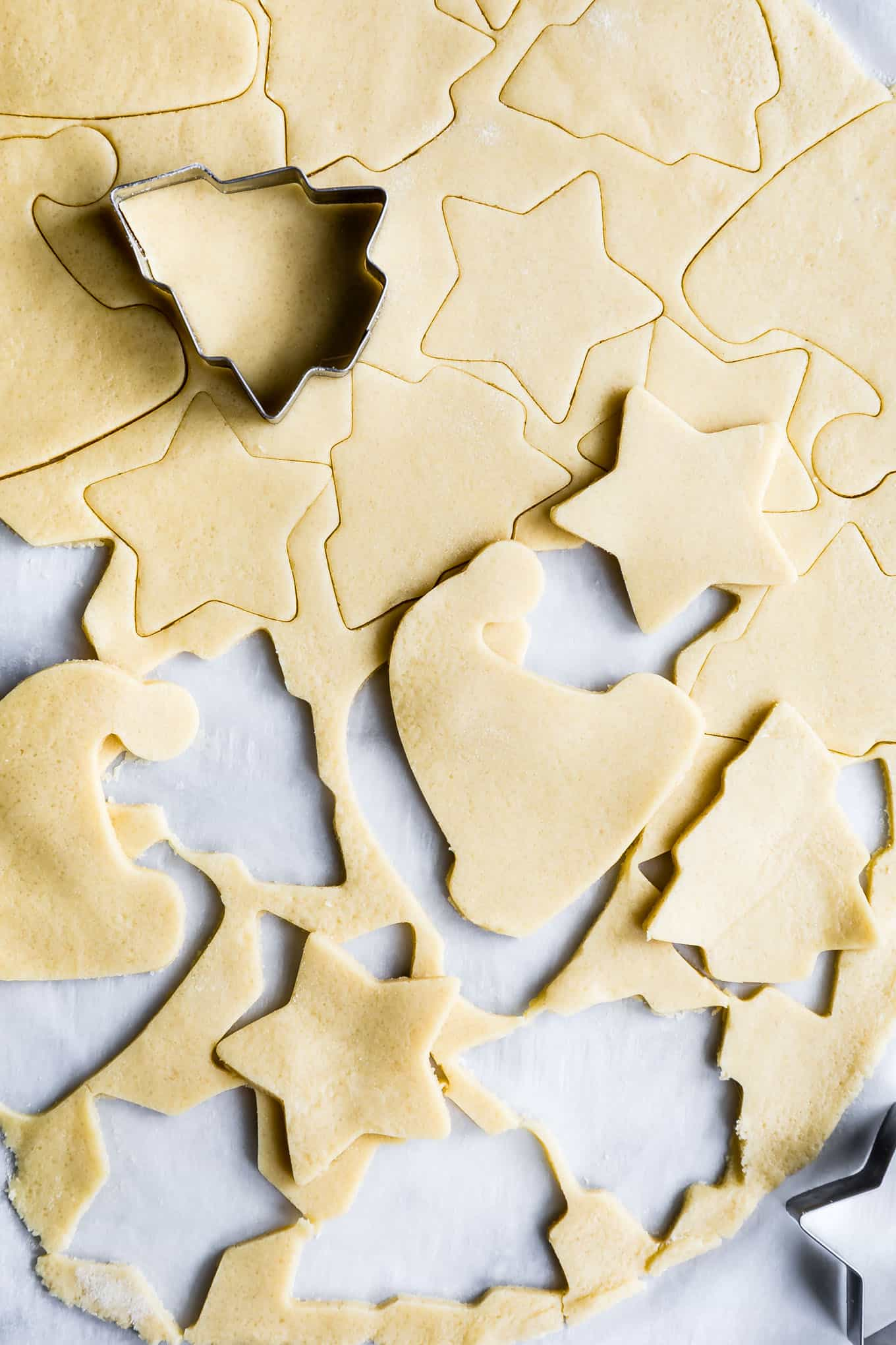 Gluten-Free Sugar Cookie Dough