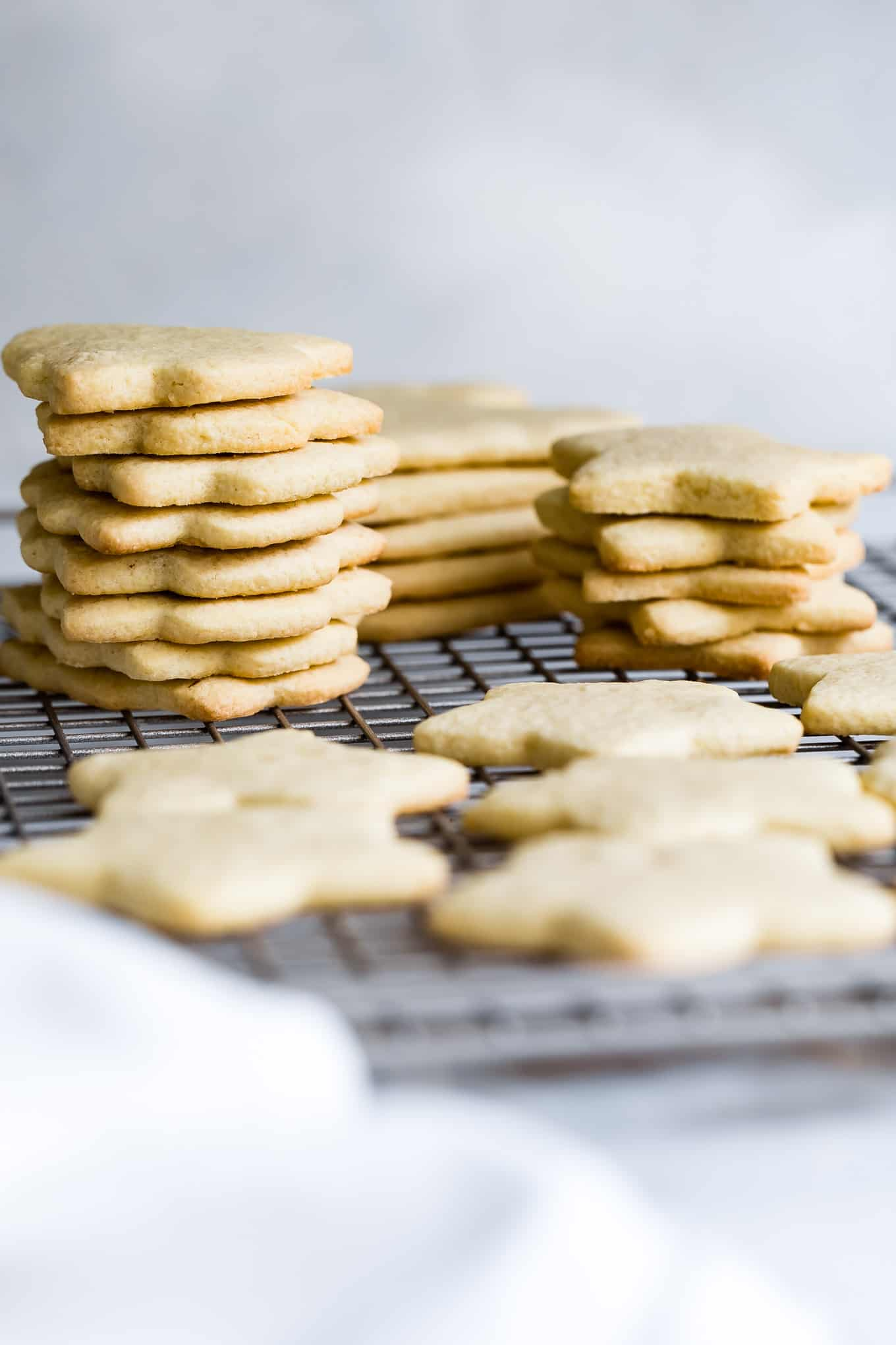 Soft Cut-Out Sugar Cookies