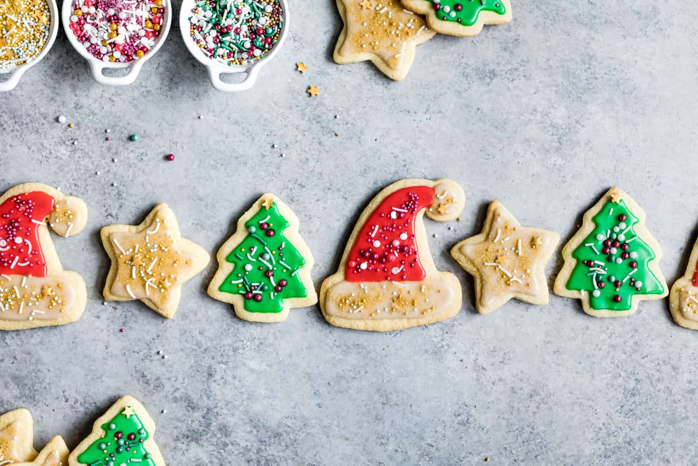 Gluten-Free Holiday Cookies