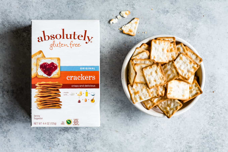 The Best Gluten-Free Crackers