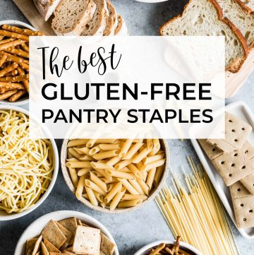 The Best Gluten-Free Pantry Staples