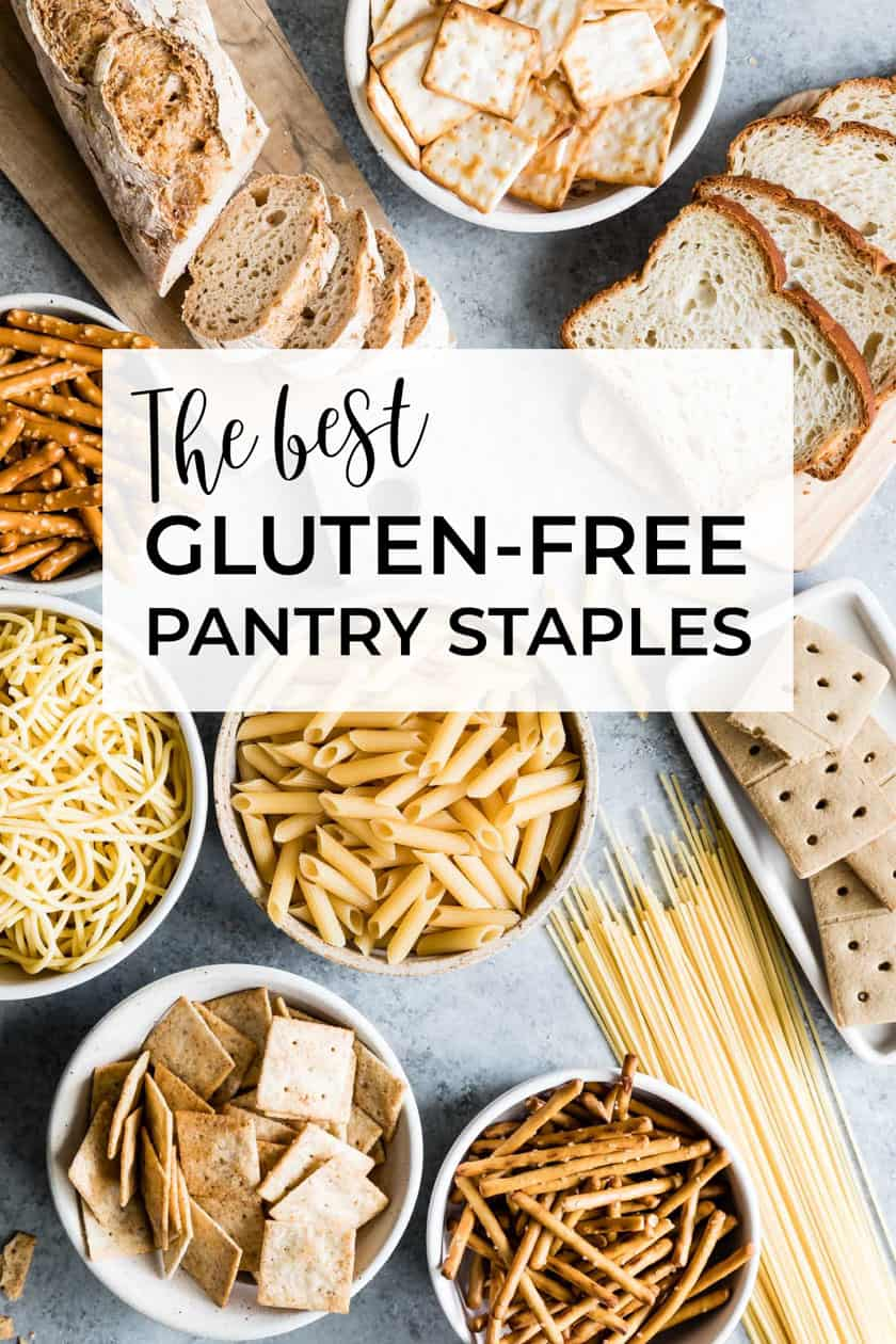 The Best Gluten-Free Pantry Staples