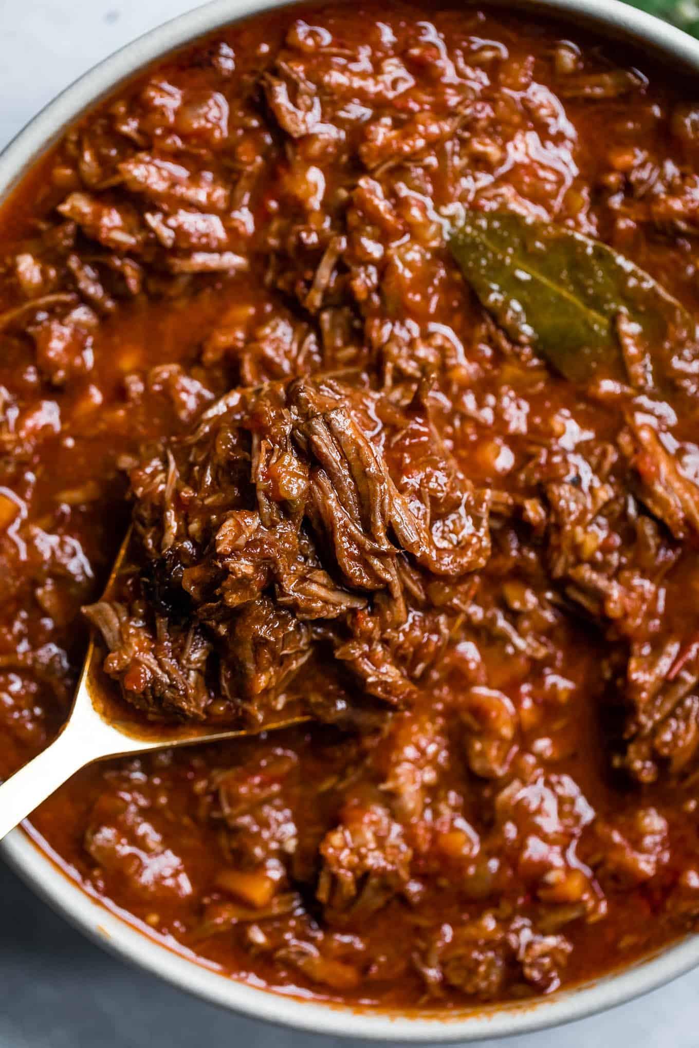 Instant Pot Pasta Sauce with Beef