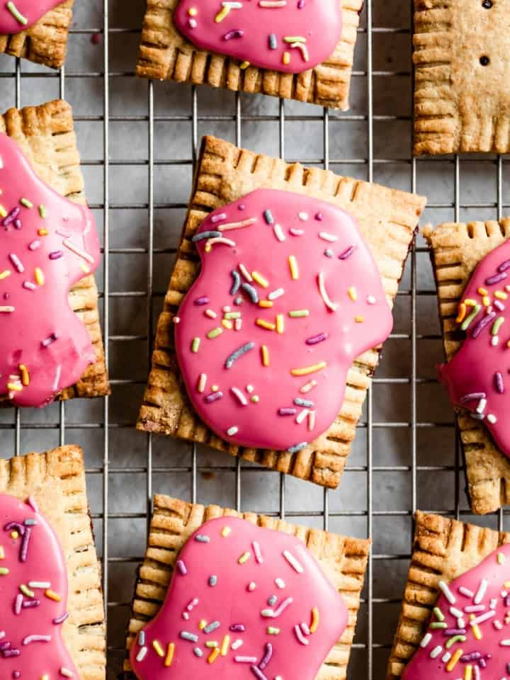 Gluten-Free Homemade Pop Tarts