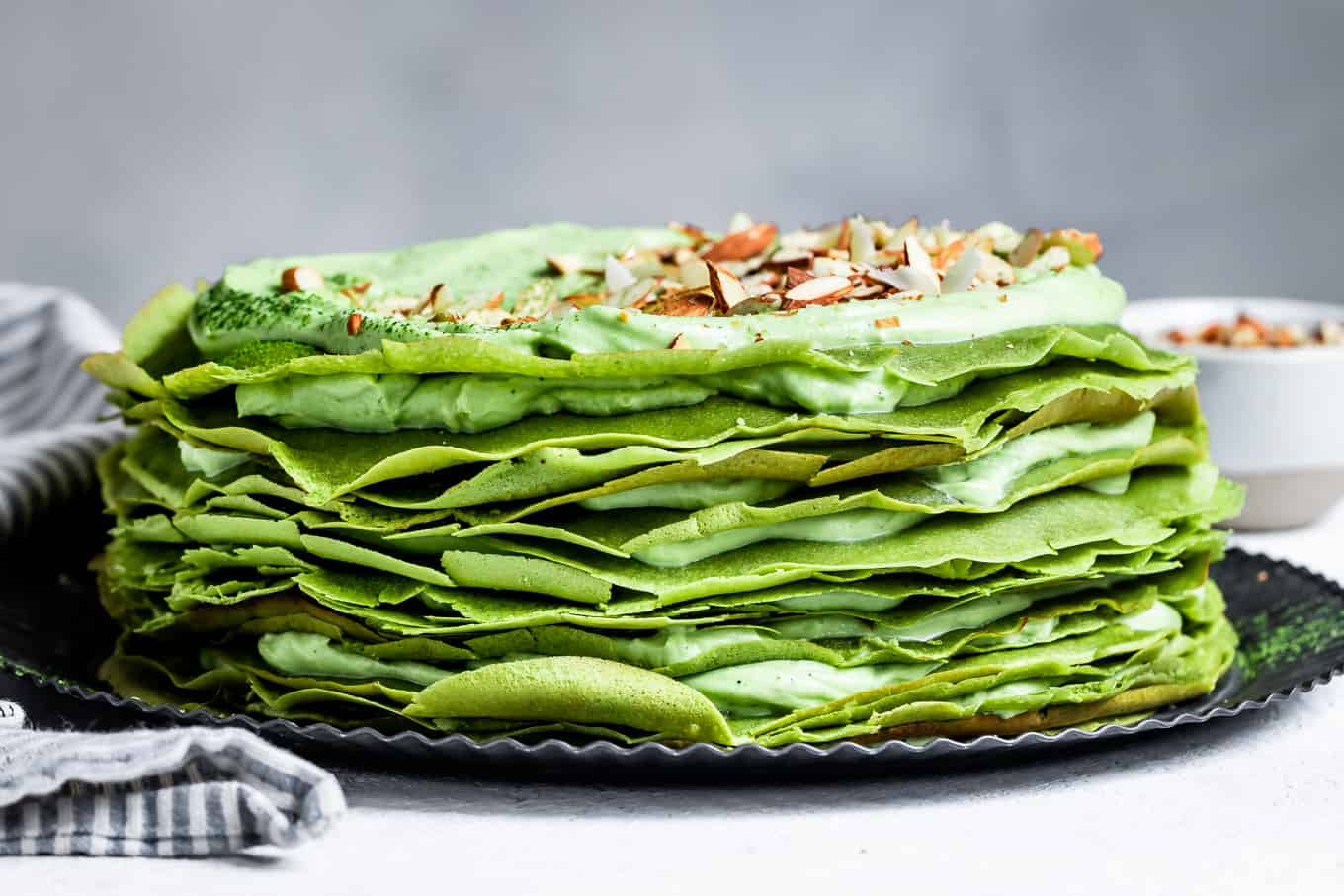 What is a Crepe Cake?