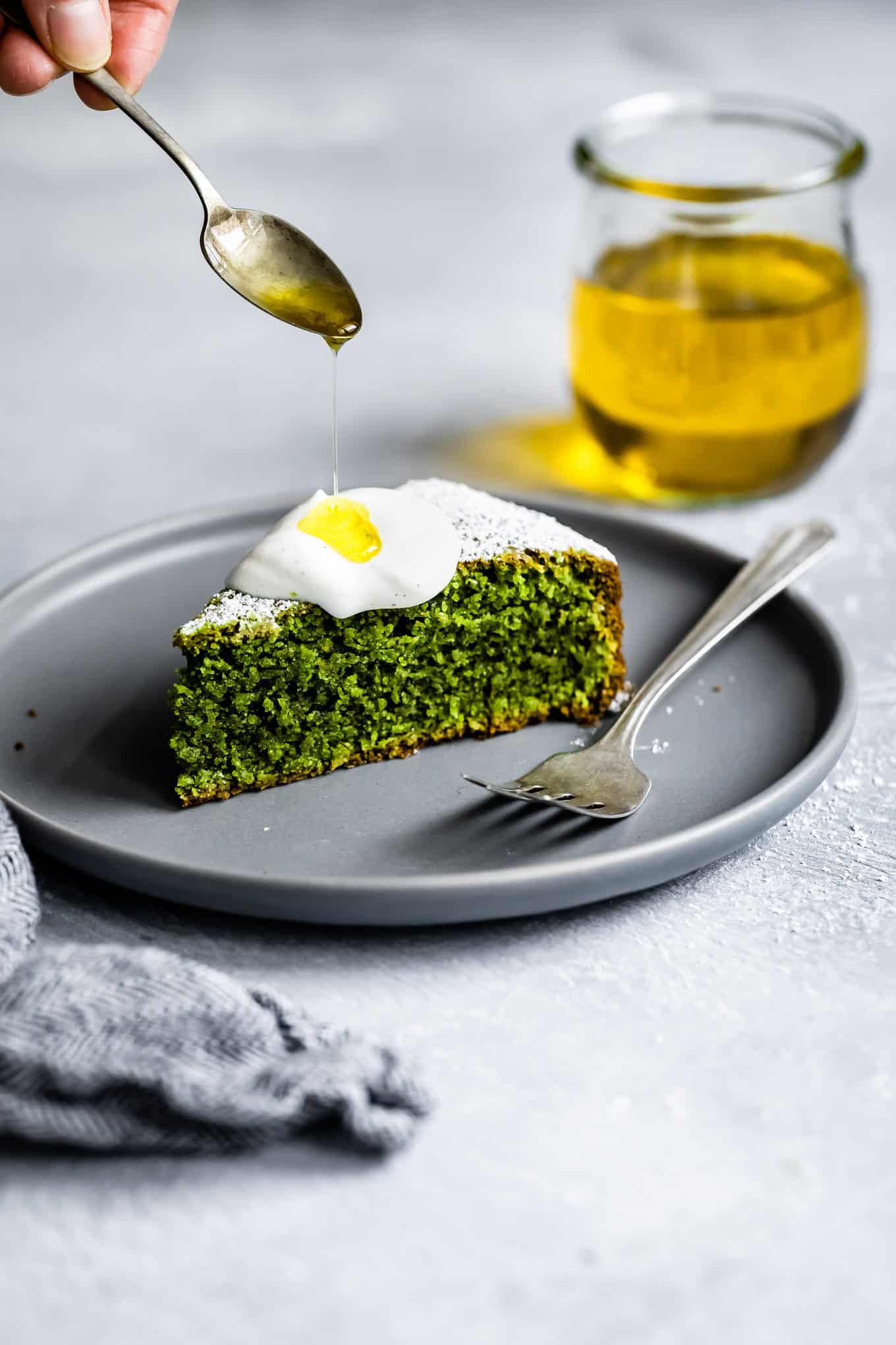 Gluten-Free Olive Oil Cake