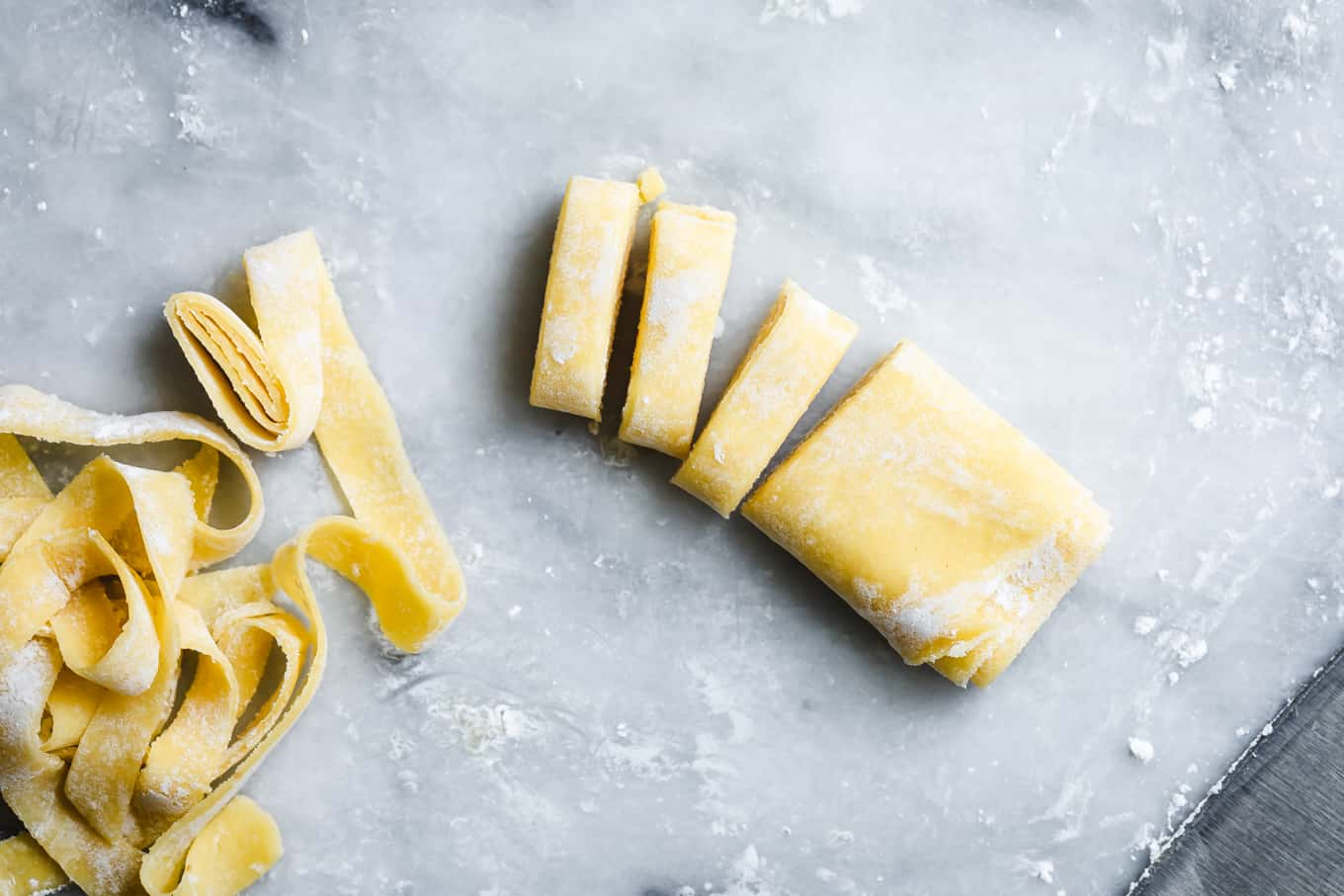 Homemade Gluten-Free Fresh Pasta