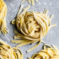 Gluten-Free Almond Flour Pasta