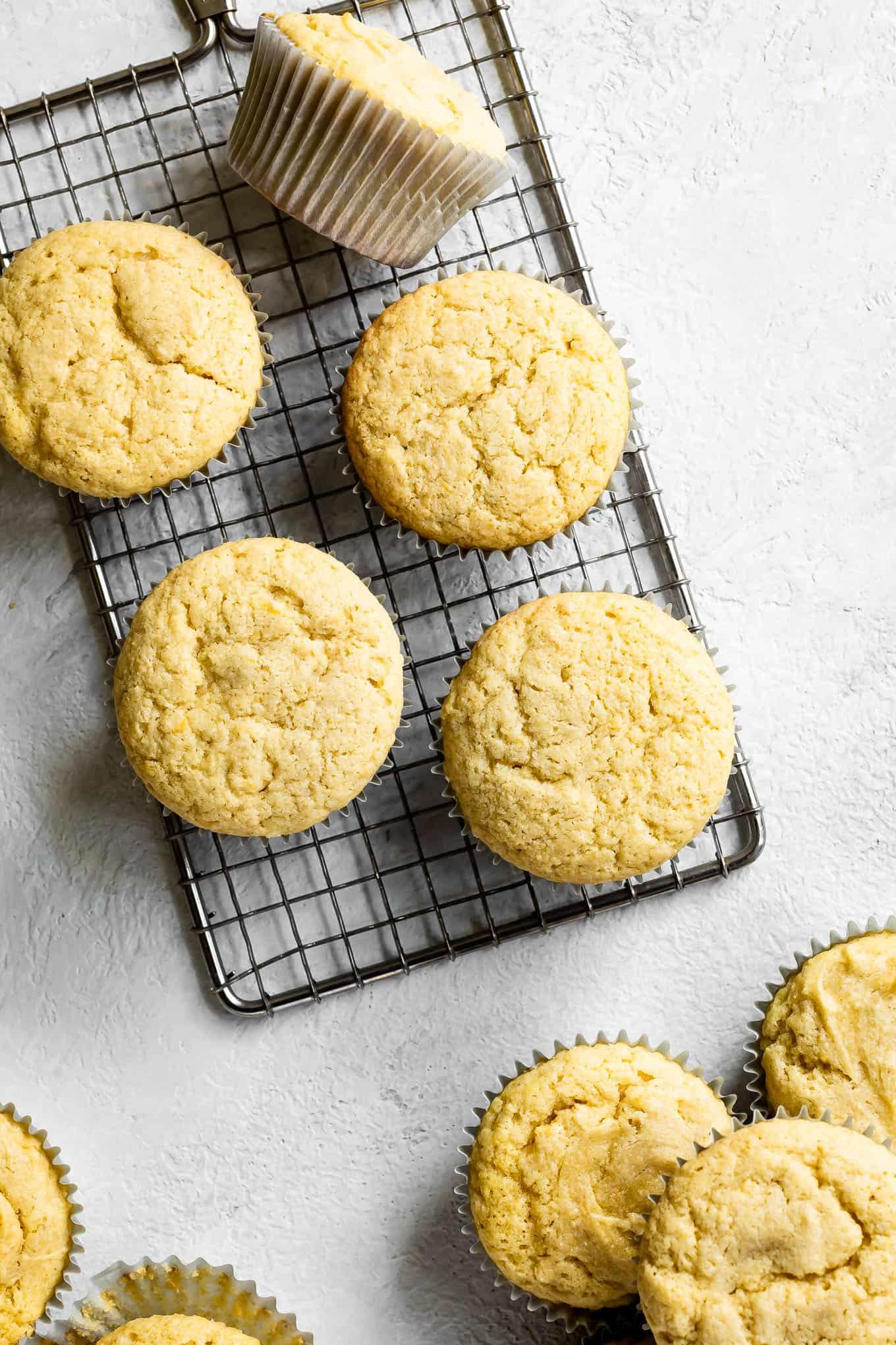 Gluten-Free Cupcake Recipe