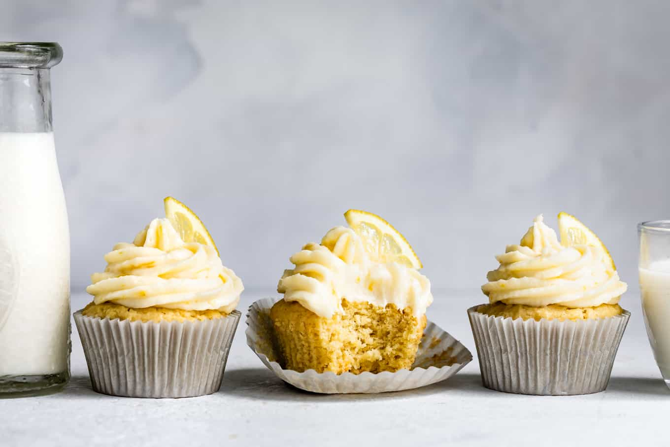 Gluten-Free Cupcake Recipe with Lemon