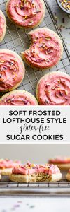 Soft Gluten-Free Sugar Cookies