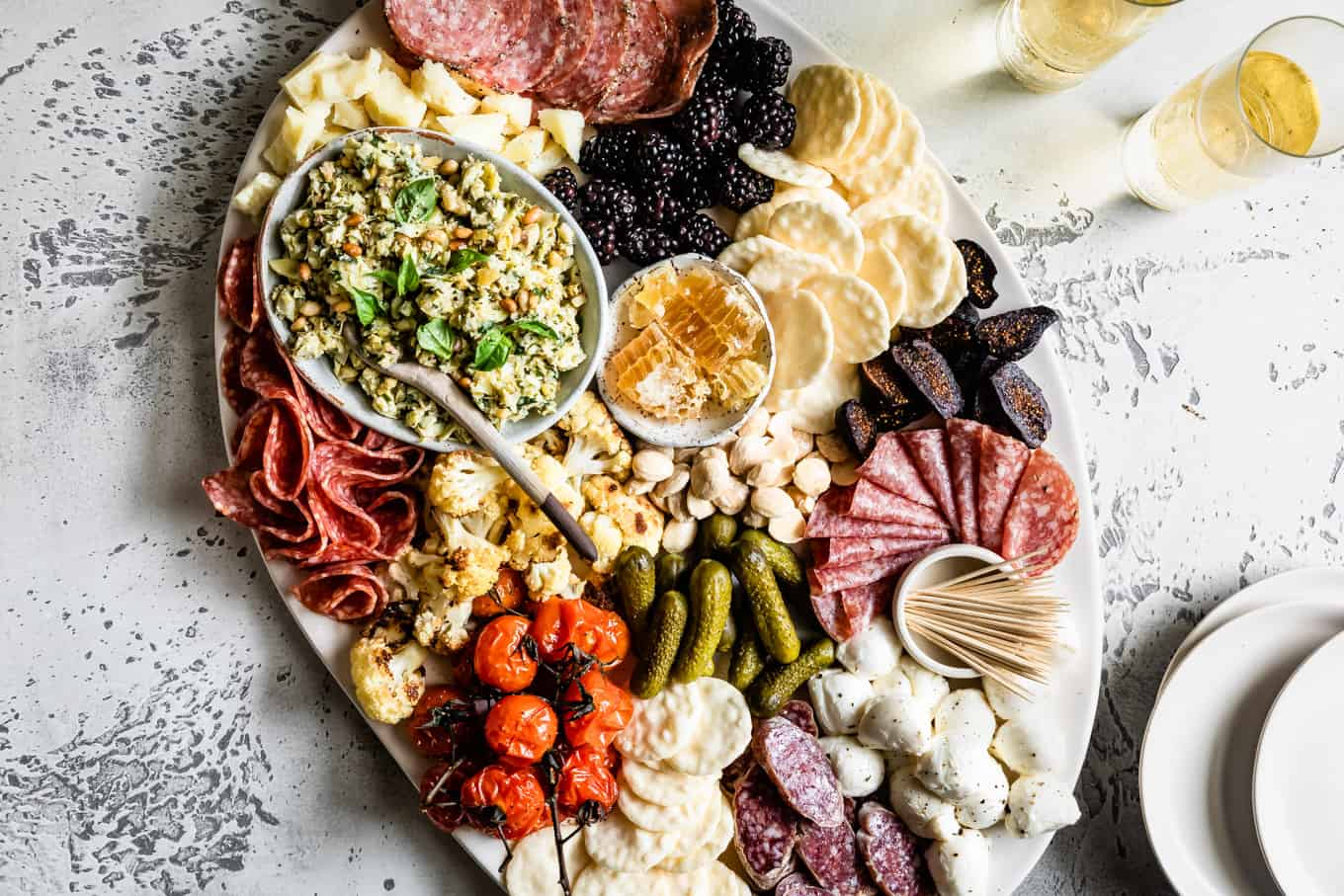 What to put on a Charcuterie Board?
