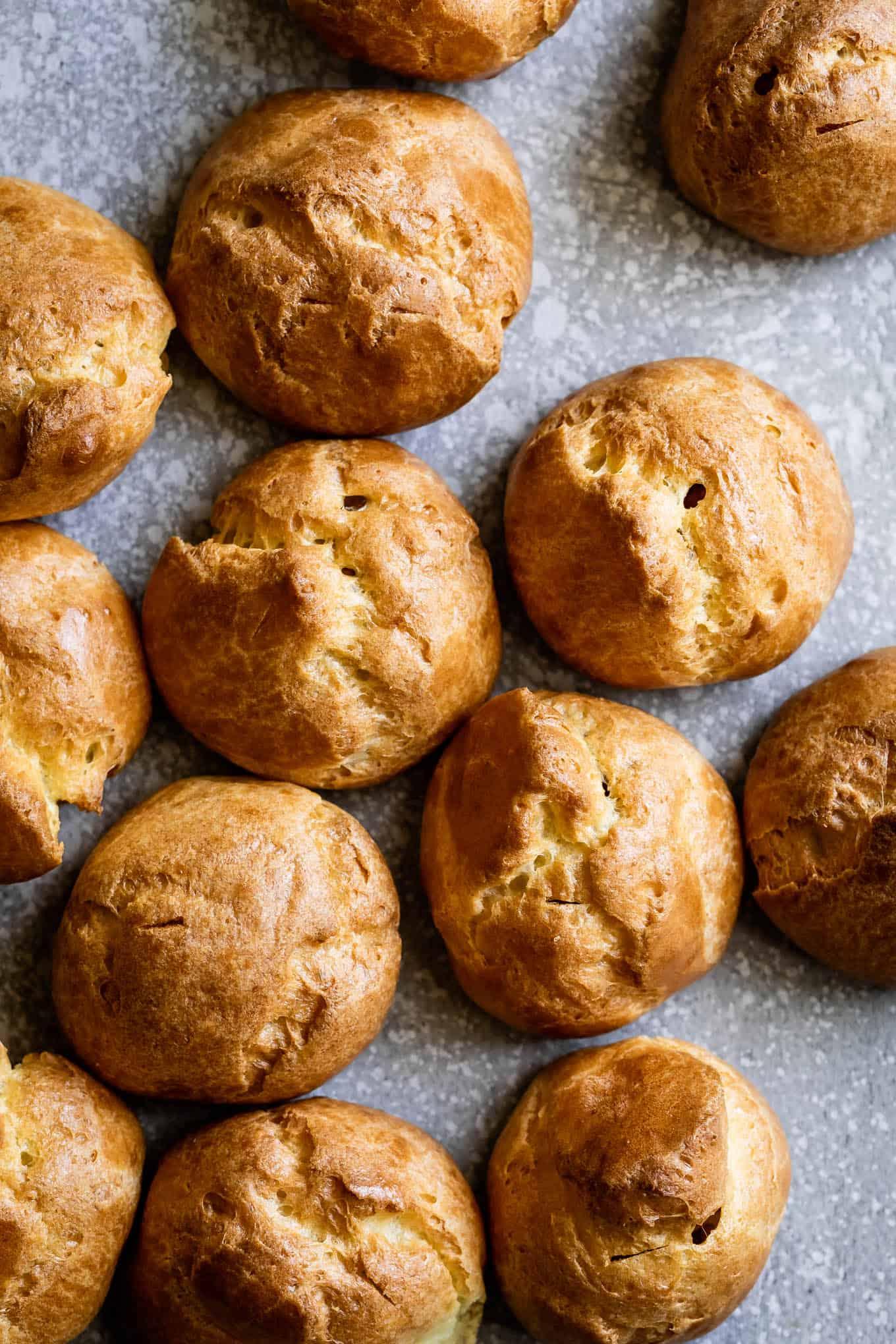 Gluten-Free Choux Pastry