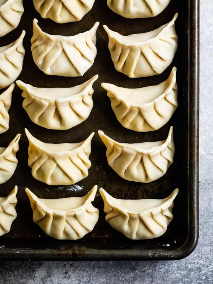 Gluten-Free Dumpling Wrappers
