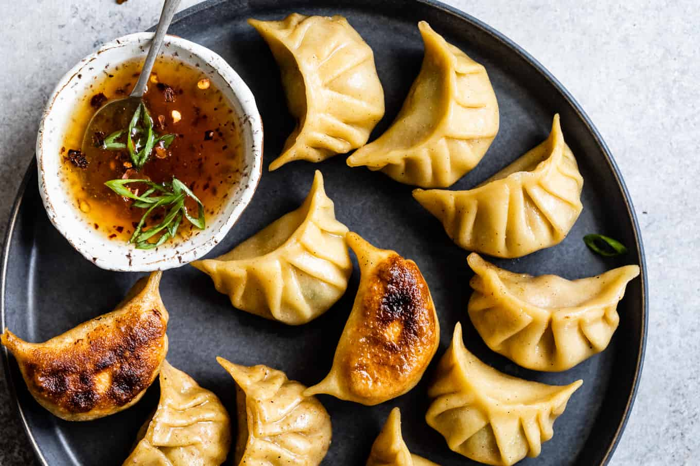 Gluten-Free Dumpling Wrappers without Xanthan Gum