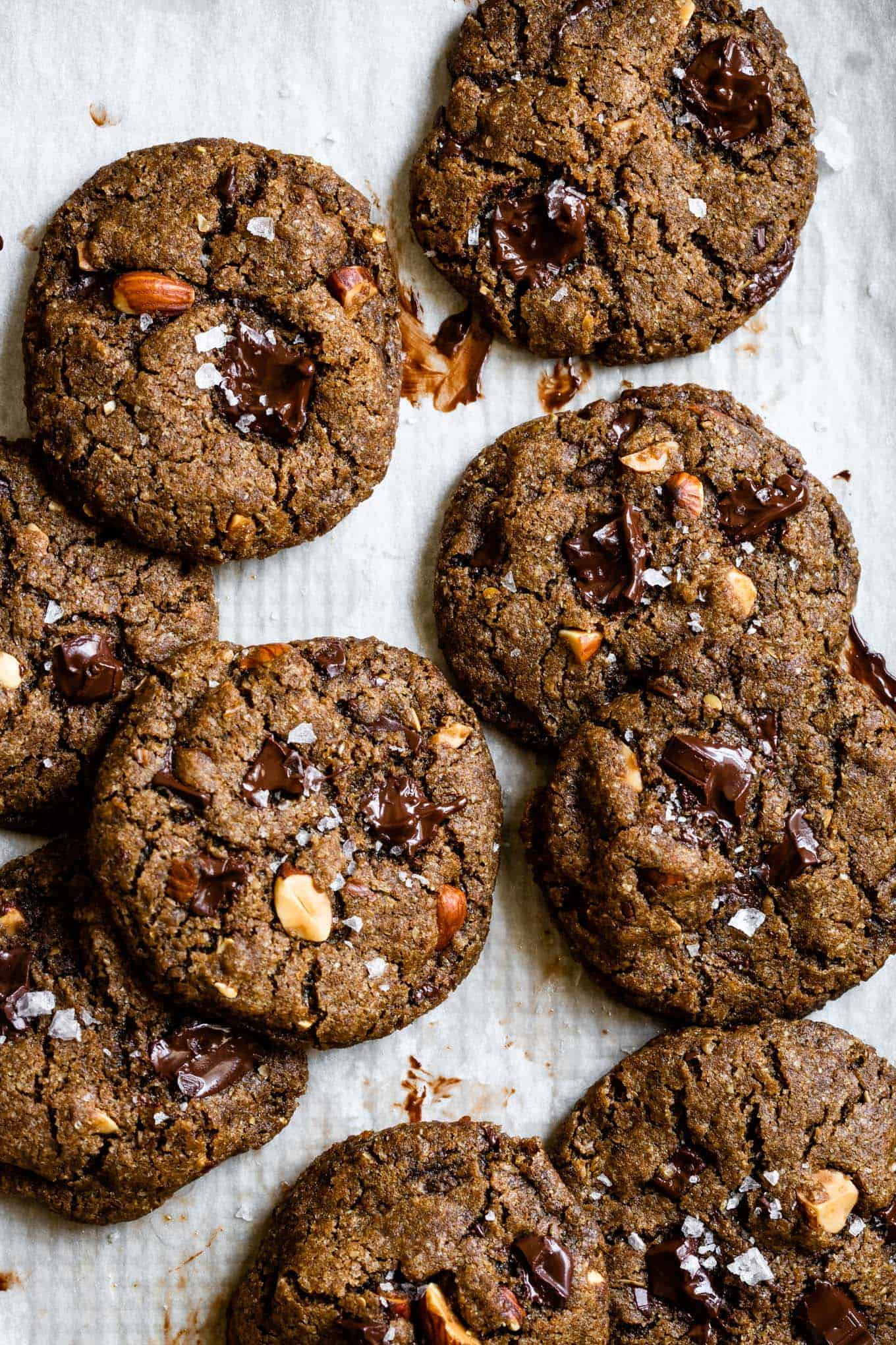 Best Vegan Gluten-Free Chocolate Chip Cookies