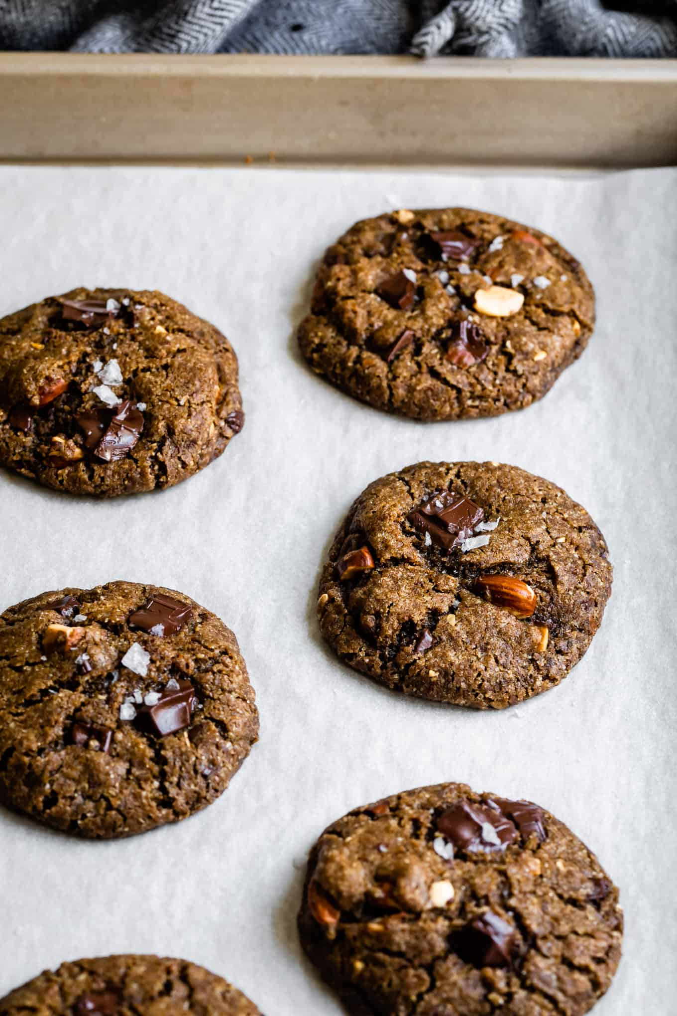 Teff Flour Cookies