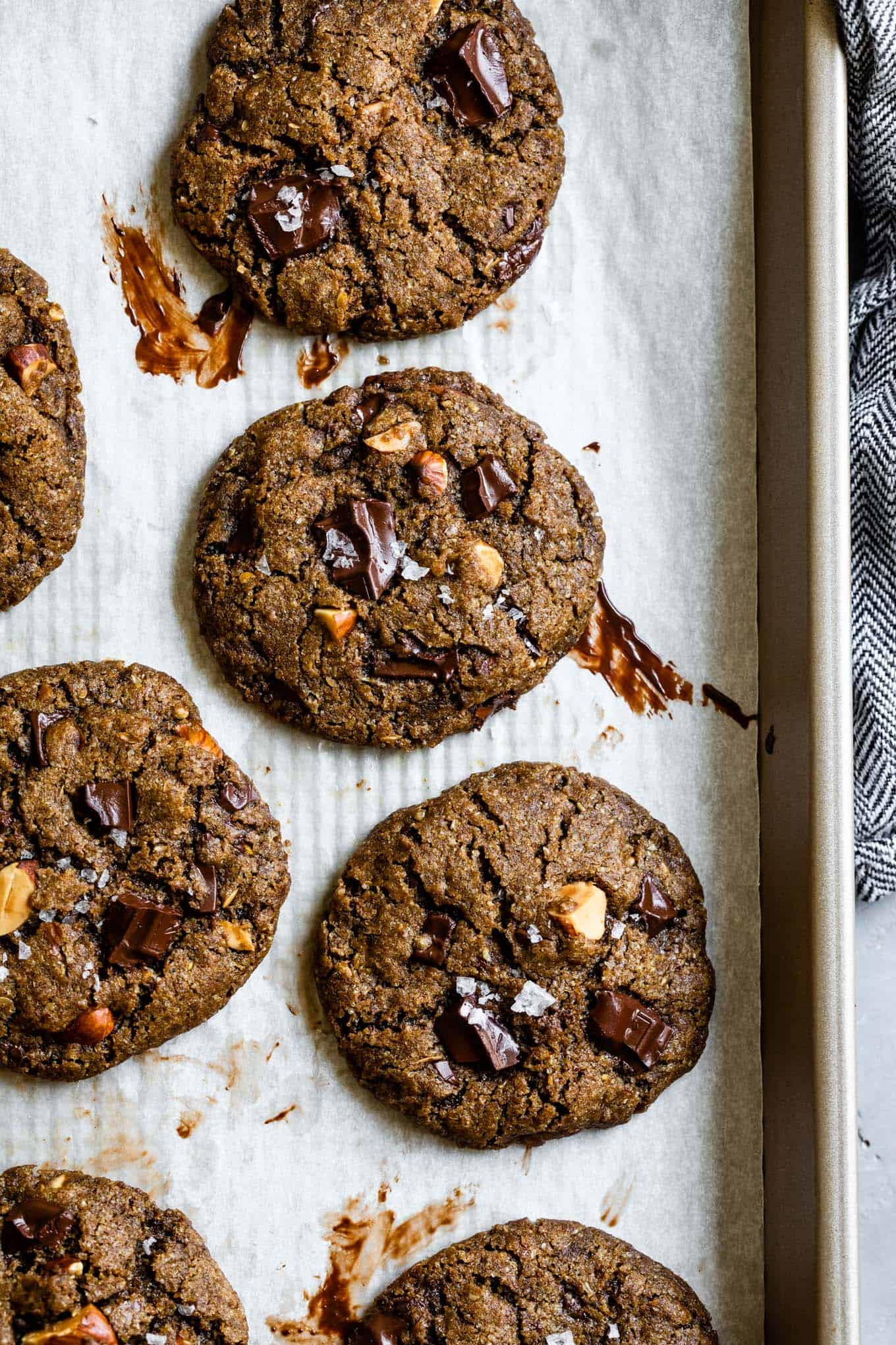 Vegan Gluten-Free Chocolate Chip Cookies Recipe