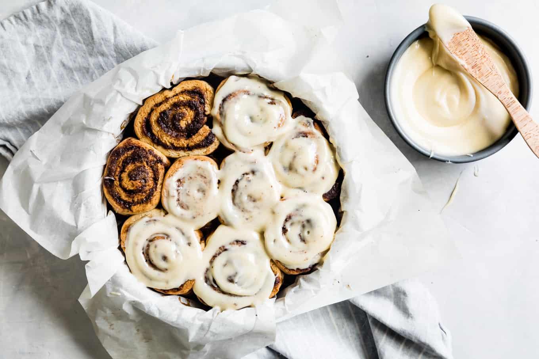 Easy Gluten-Free Cinnamon Rolls