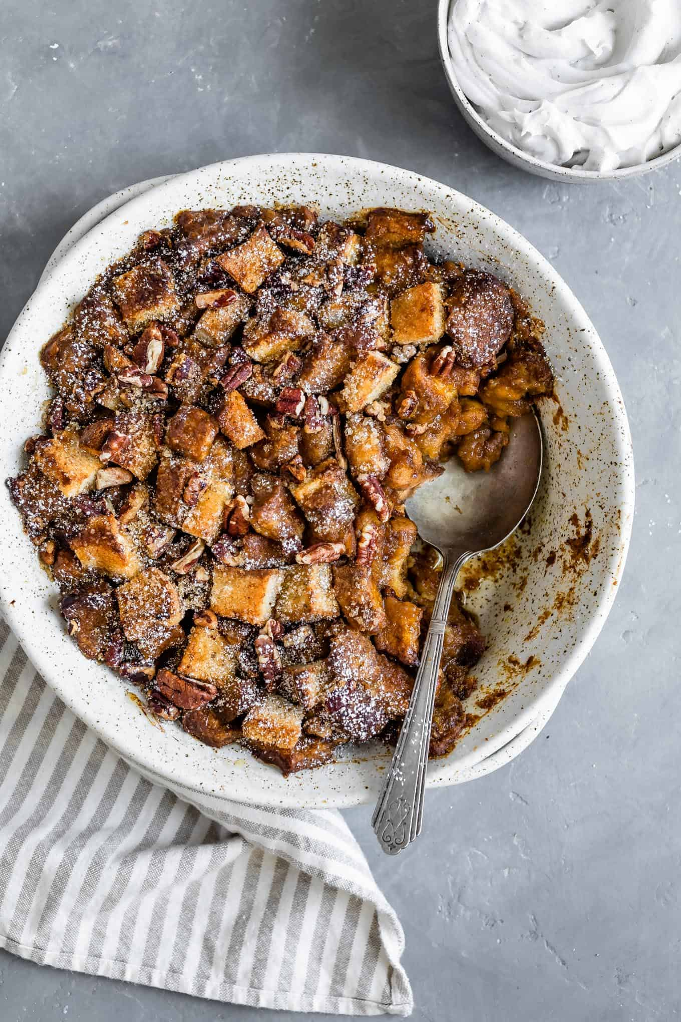 Gluten-Free Vegan Bread Pudding Recipe
