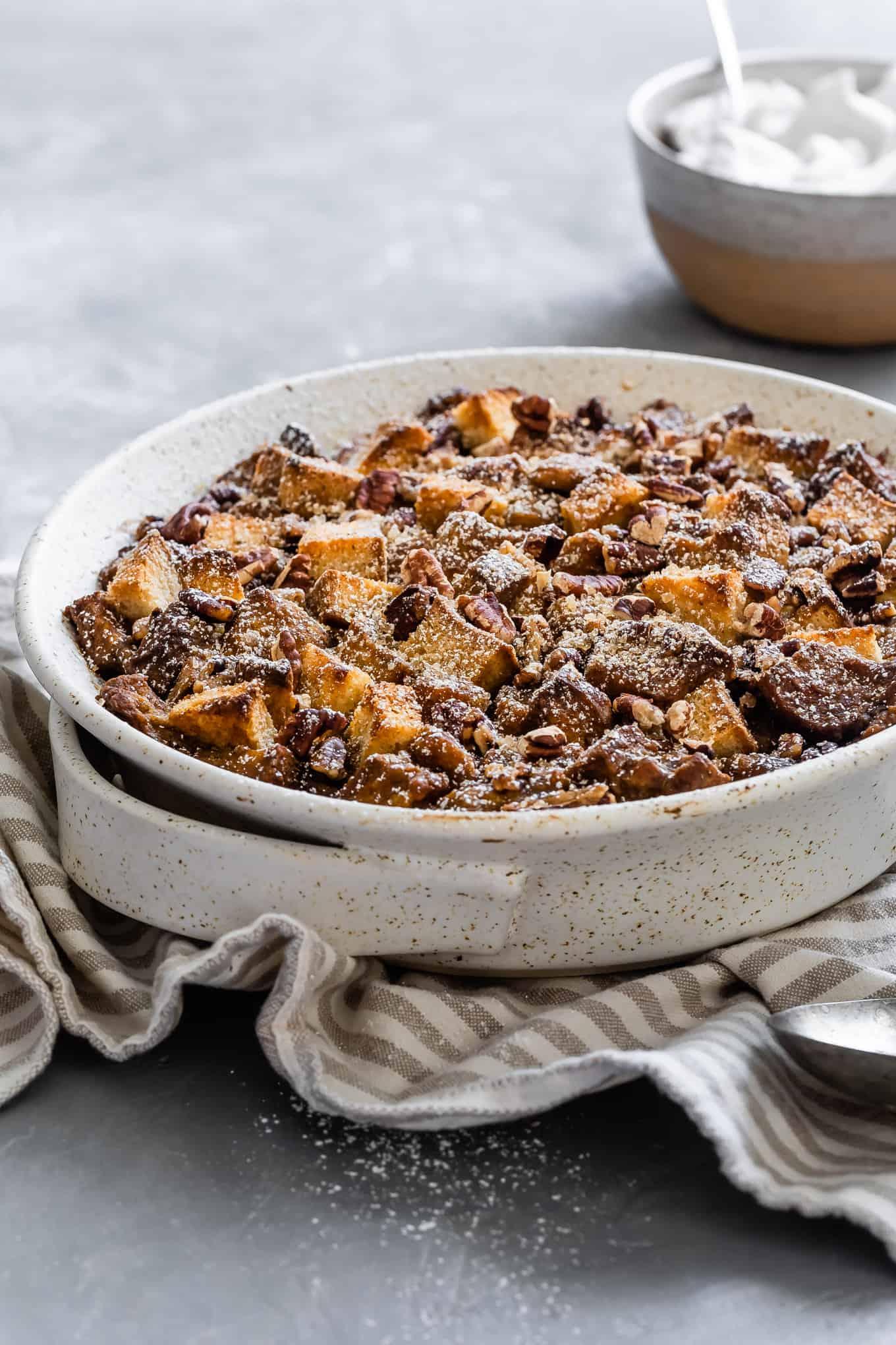 Gluten-Free Dairy-Free Bread Pudding