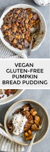 Gluten-Free Vegan Bread Pudding Recipe