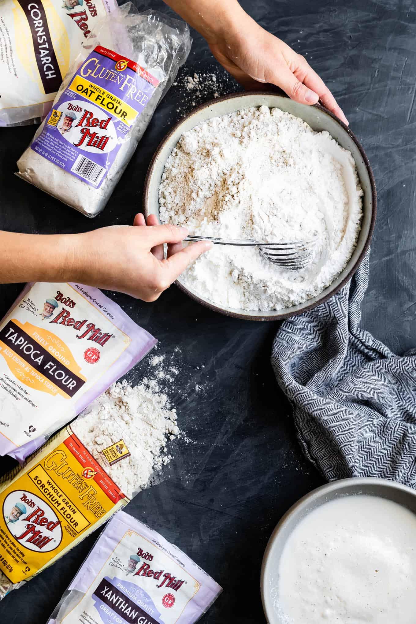 What Flours for Gluten-Free Pretzels