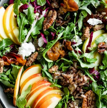 Arugula and Apple Salad