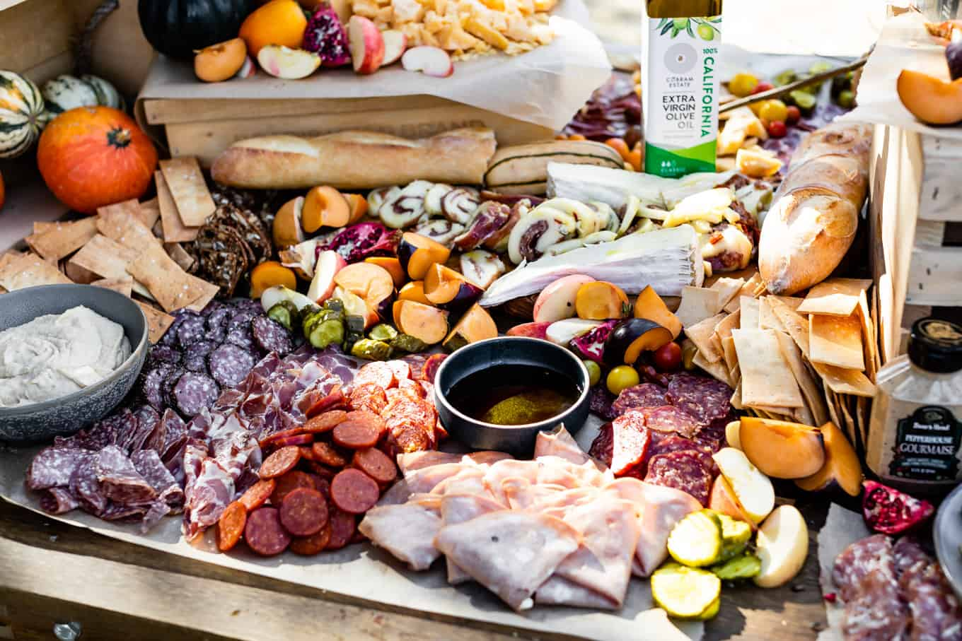 Cobram Estates Charcuterie Board