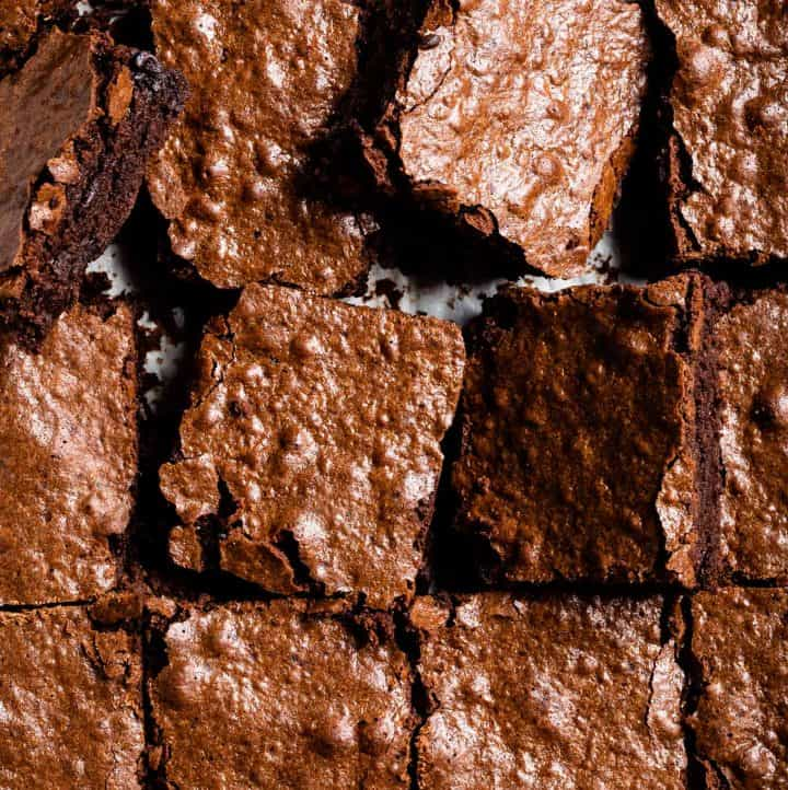 Gluten-Free Supernatural Brownies