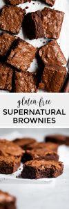 Gluten-Free Supernatural Brownies