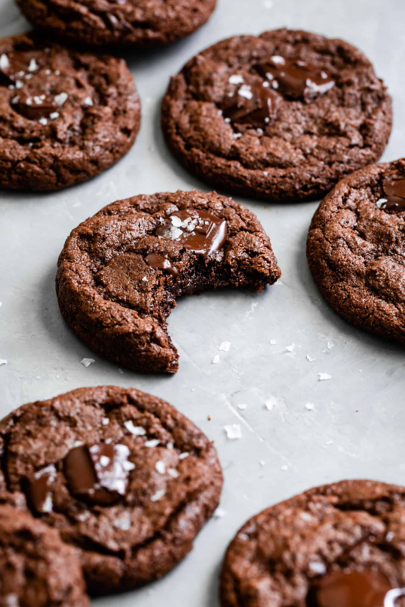 Gluten-Free Chocolate Cookies
