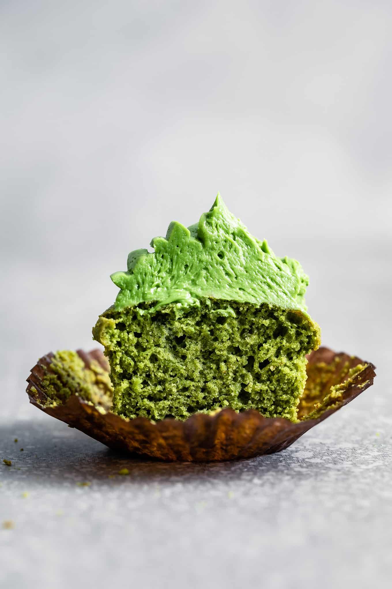 Matcha Cupcakes Recipe