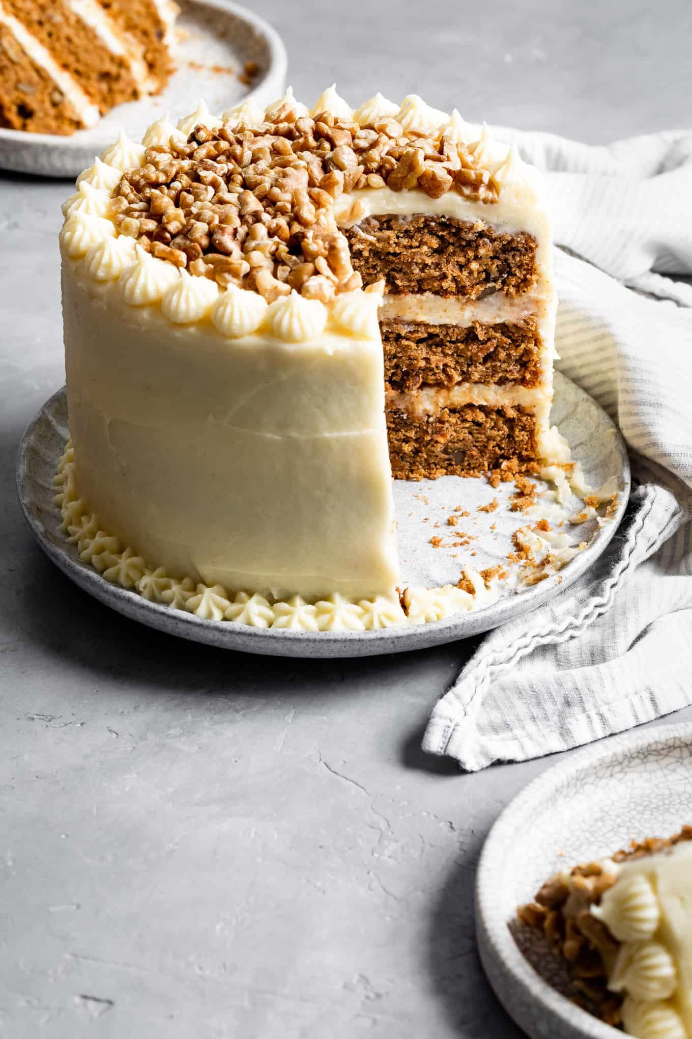Best Gluten-Free Carrot Cake