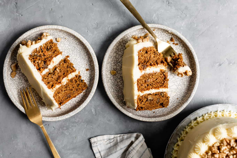 Chestnut Flour Cake