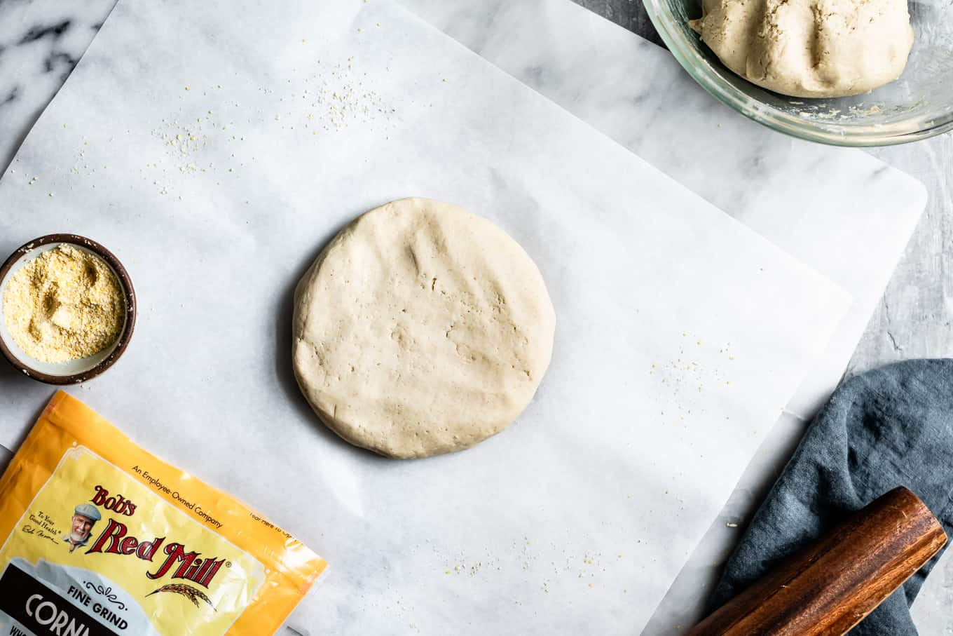 Gluten-Free Pizza Dough