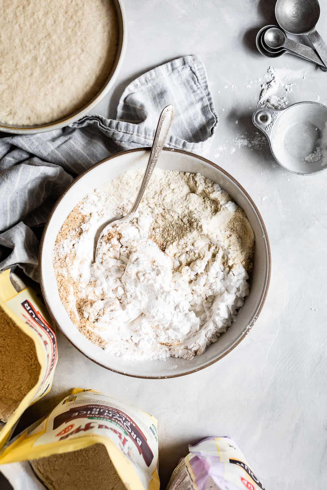 Gluten-Free Bagel Flour Blend