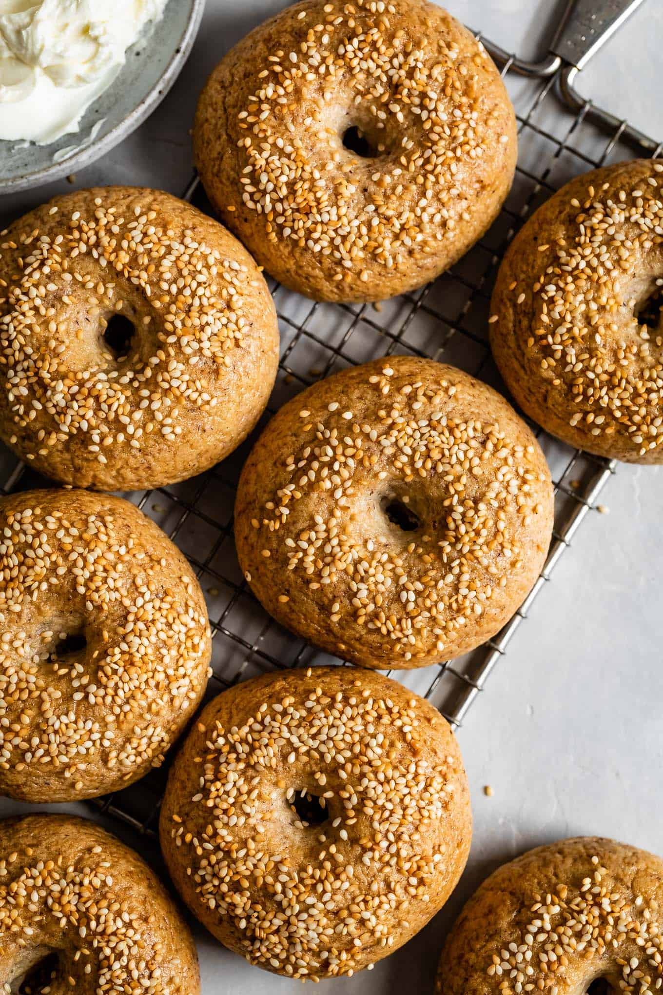Gluten-Free Bagels Recipe
