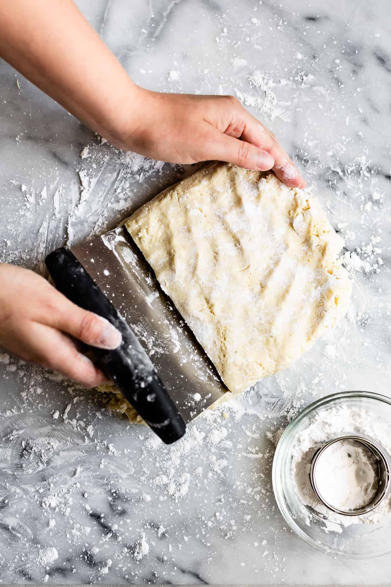 Gluten-Free Biscuit Dough